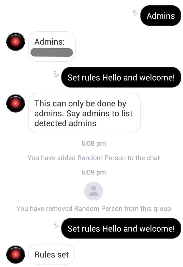 kik error joining group