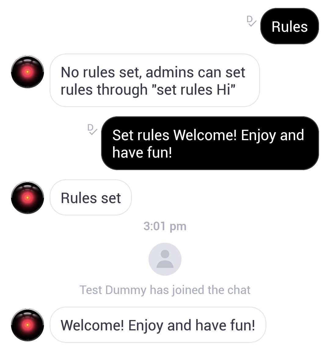 Commands - Ragebot Kik